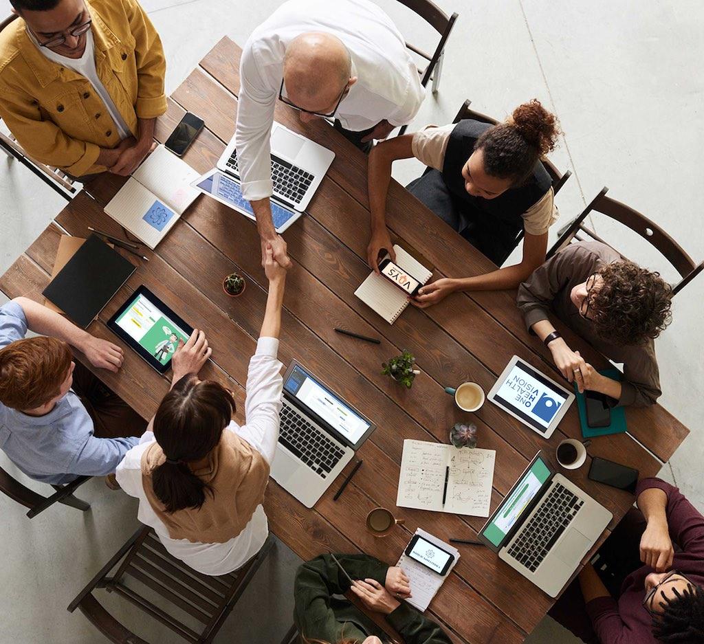 Lavorare nel team di One Health Vision