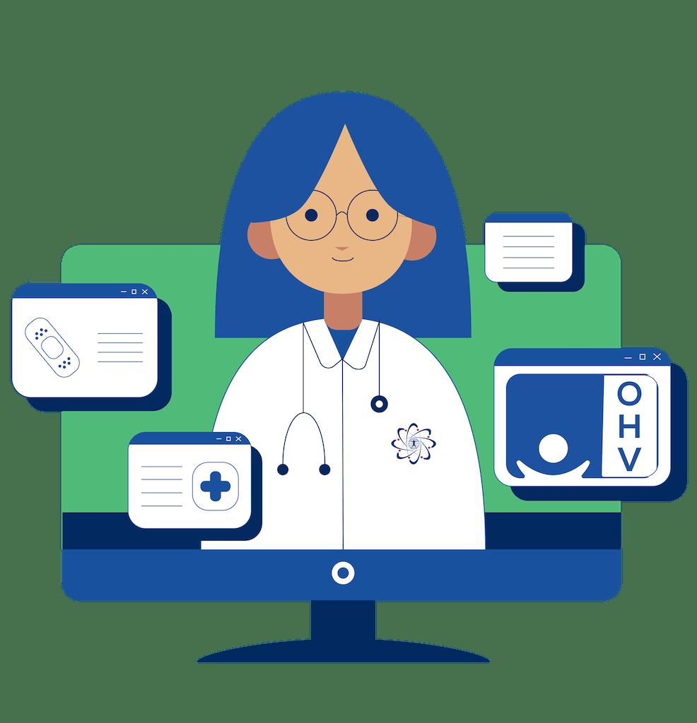 Soluzioni riabilitative per sanitari e pazienti